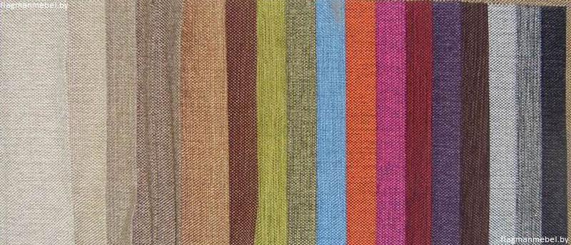 Самые популярные ткани для обивки мягкой мебели.